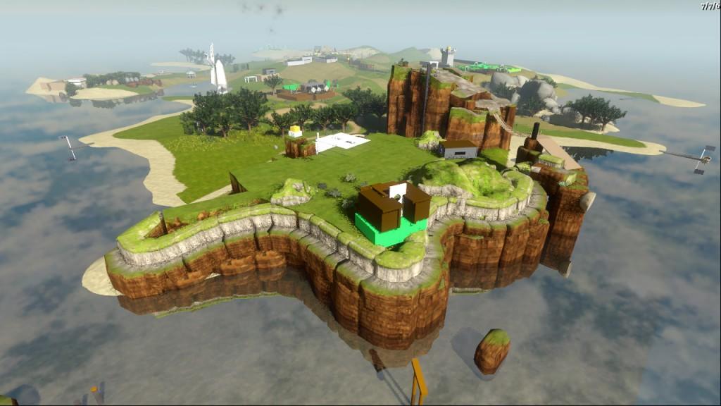 The Witness - Island