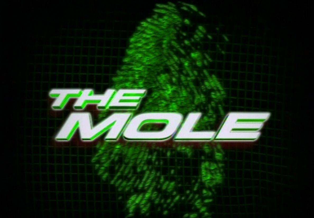 The Mole - Title Screen