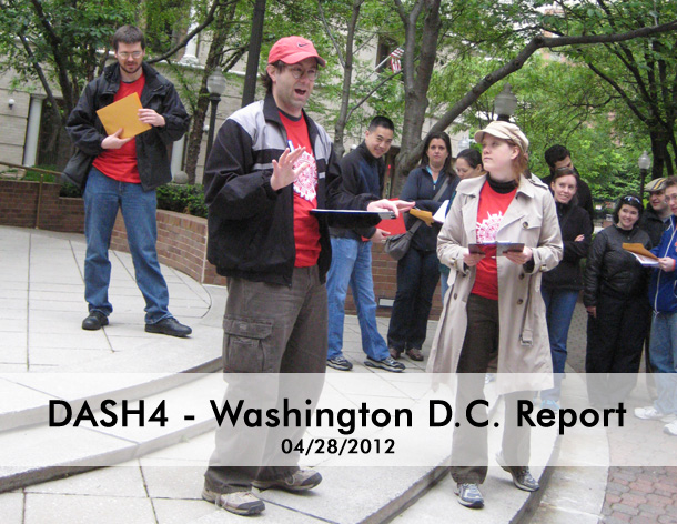 DASH4 Washington D.C. Report